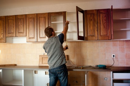 Cabinet refinishing in Scandia MN