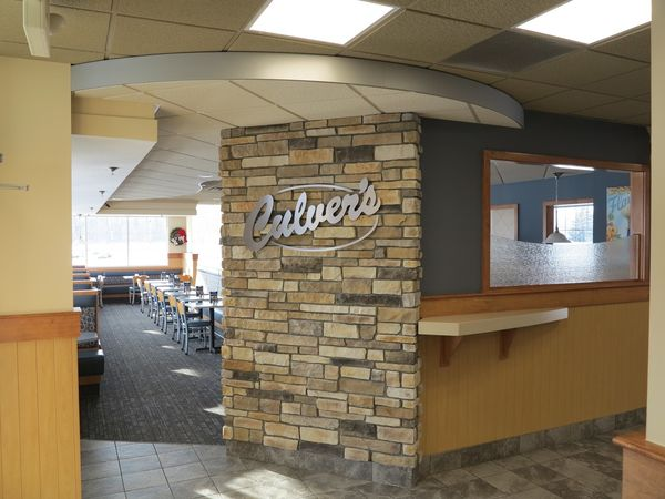 Commercial Painting Culver's Restaurant in Saint Paul, MN (3)