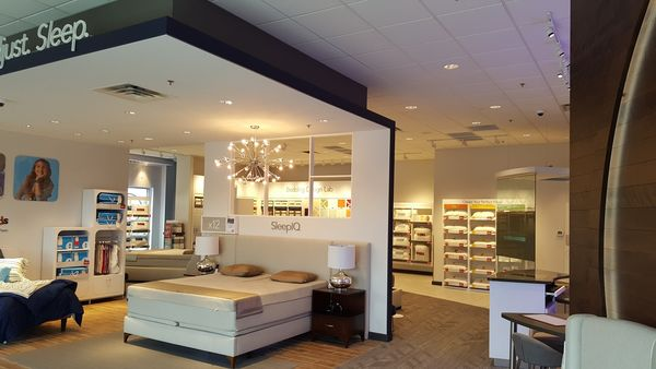 Commercial Painting in Minneapolis, MN at Sleep Number Mattress Store (3)