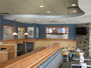 Commercial Painting Culver's Restaurant in Saint Paul, MN (2)